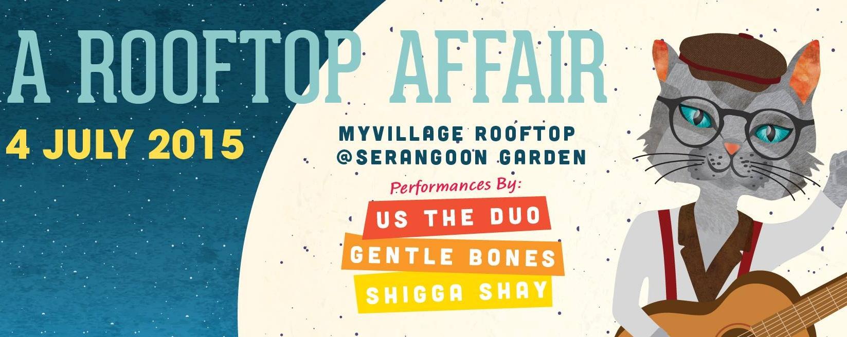 A Rooftop Affair