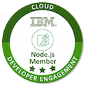 Node.js Community Member - Level III