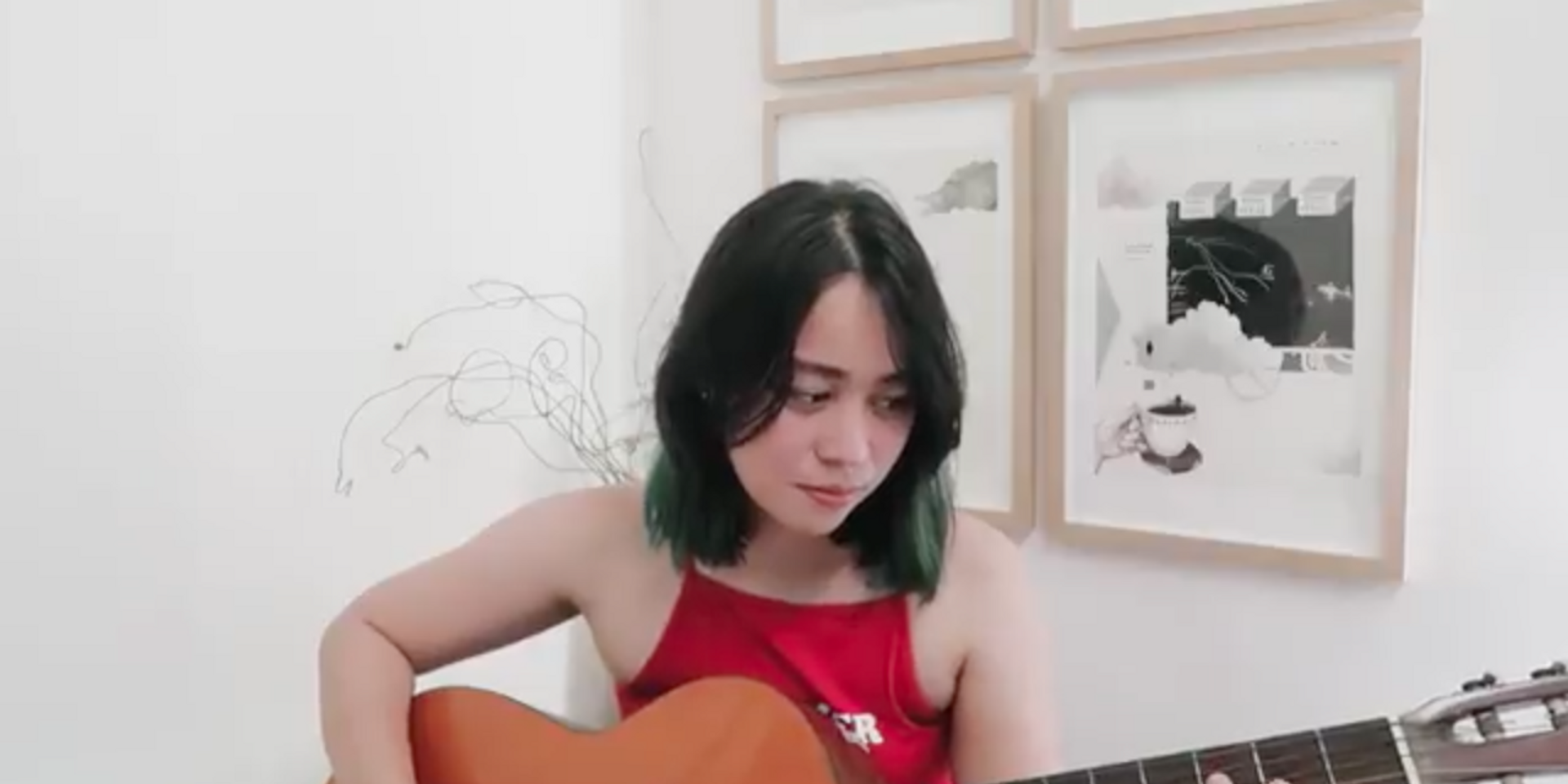 """Reese Lansangan covers the High School Musical hit """"What I've Been Looking For"""" – watch"""