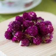 Globe Amaranth Tea from Tian Hu Shan