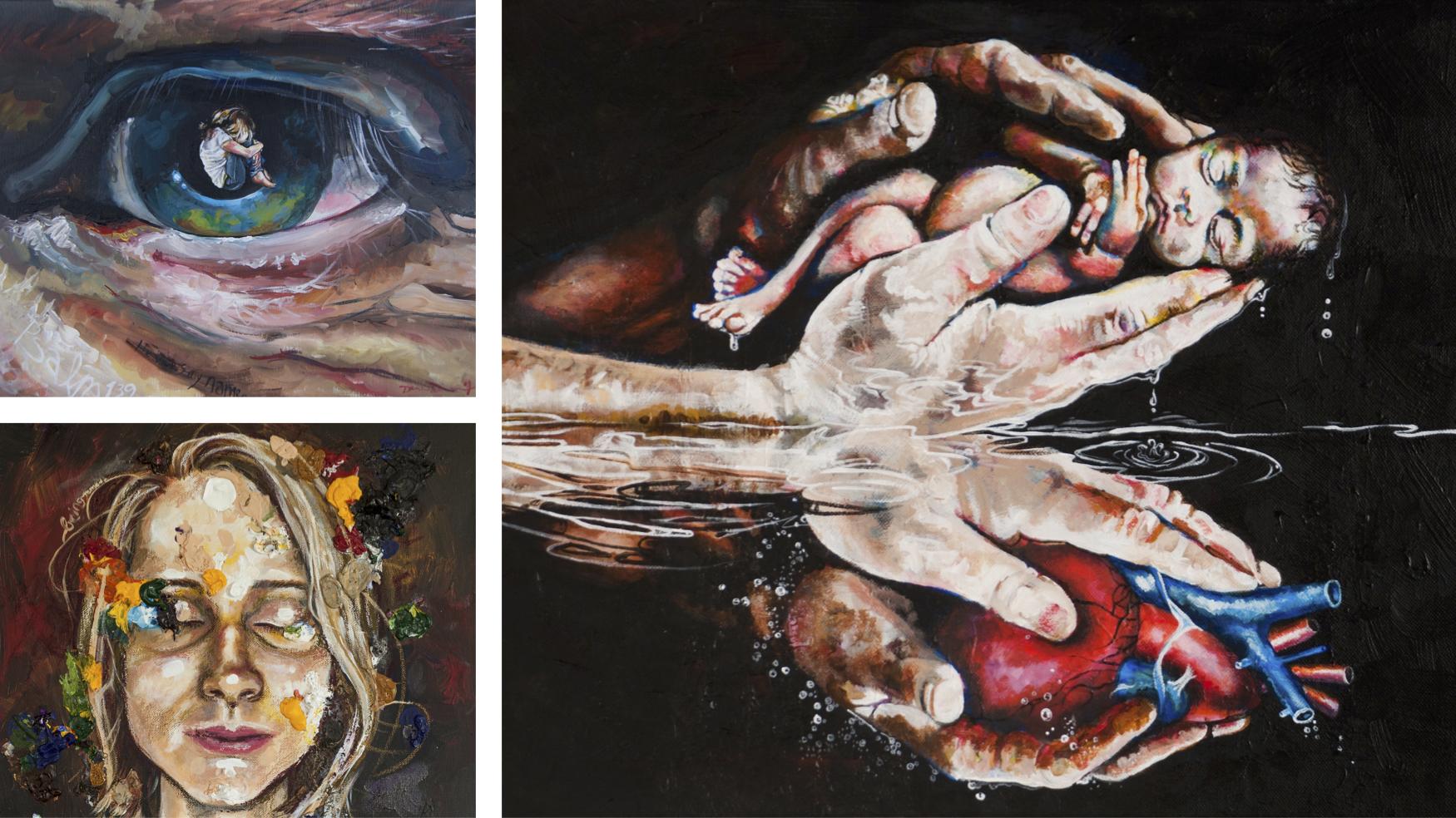 Danica Thurber Art