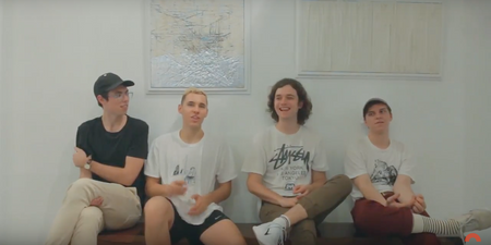 WATCH: BADBADNOTGOOD discuss kimojis, airports, Coldplay and their reaction to music from Southeast Asia