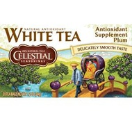 Antioxidant Supplement Plum White Tea from Celestial Seasonings