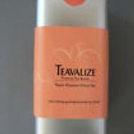 Peach Paradise White Tea from Teavalize