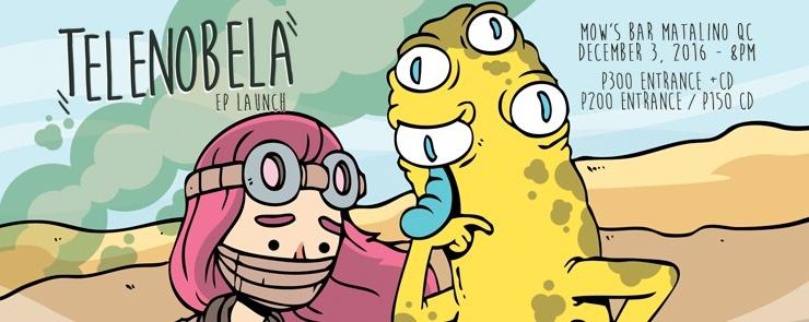 Telenobela EP Launch