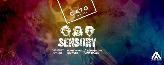 Sensory ft Shane O'Neill, Tye West, Stephen Day & Amy Dabbs