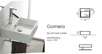 Gomera Servant