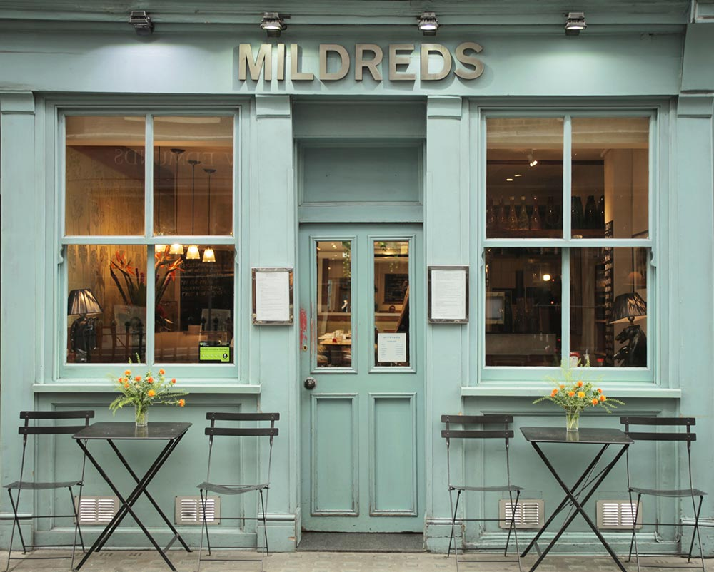 MILDREDS IN CAMDEN