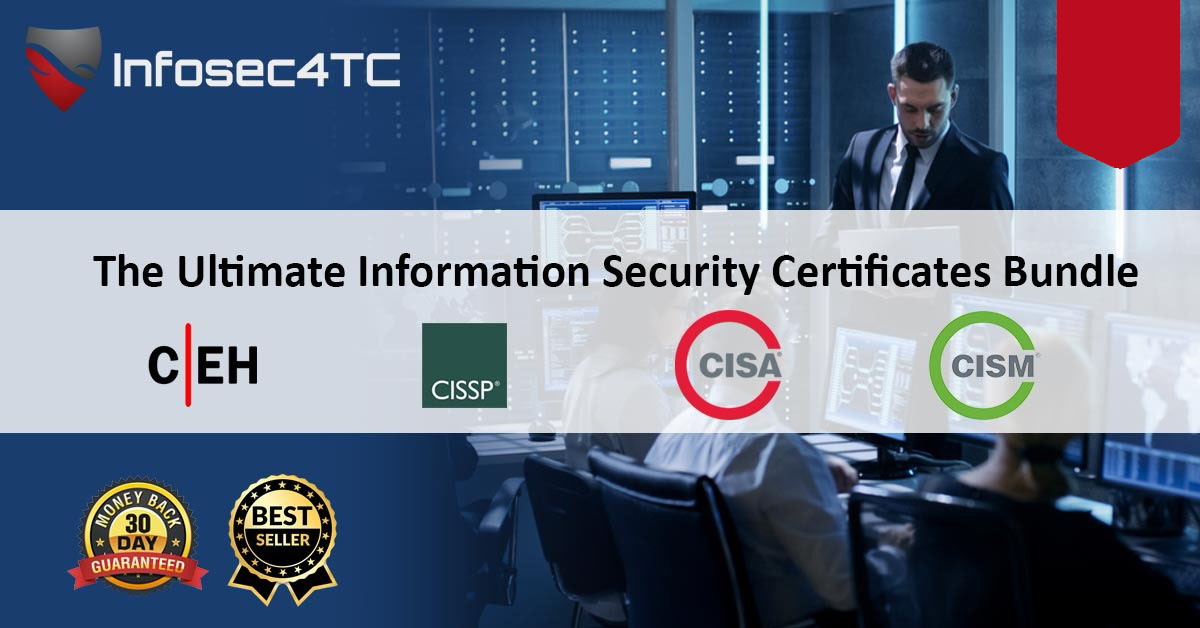 The Ultimate Information Security Certificates Bundle