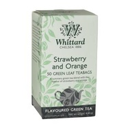 Strawberry and Orange from Whittard of Chelsea