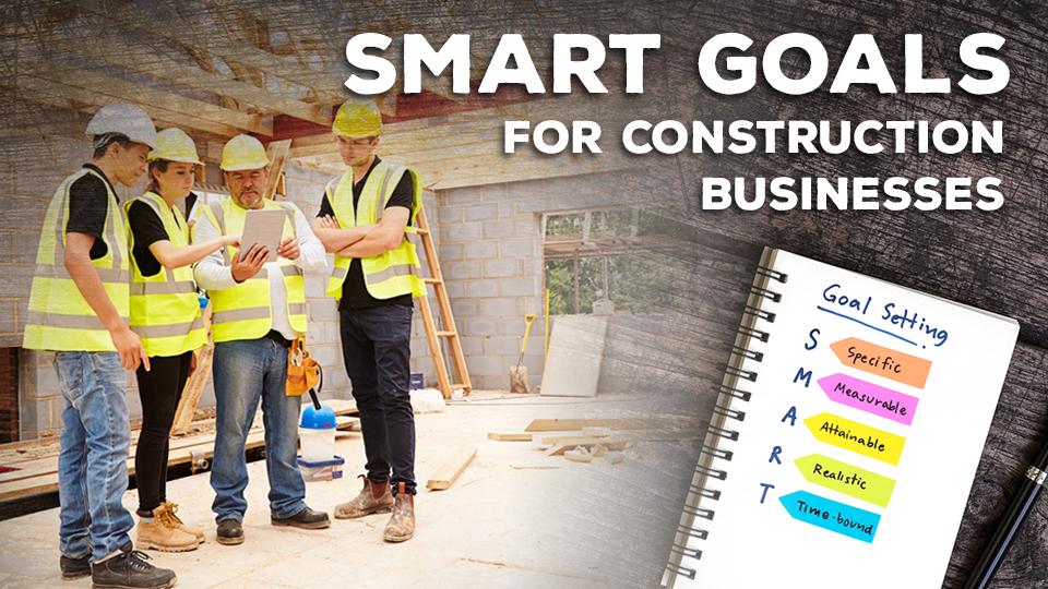 smart goals for construction - online course