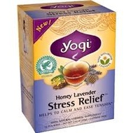 Yogi Honey Lavender Stress Relief from Yogi Tea