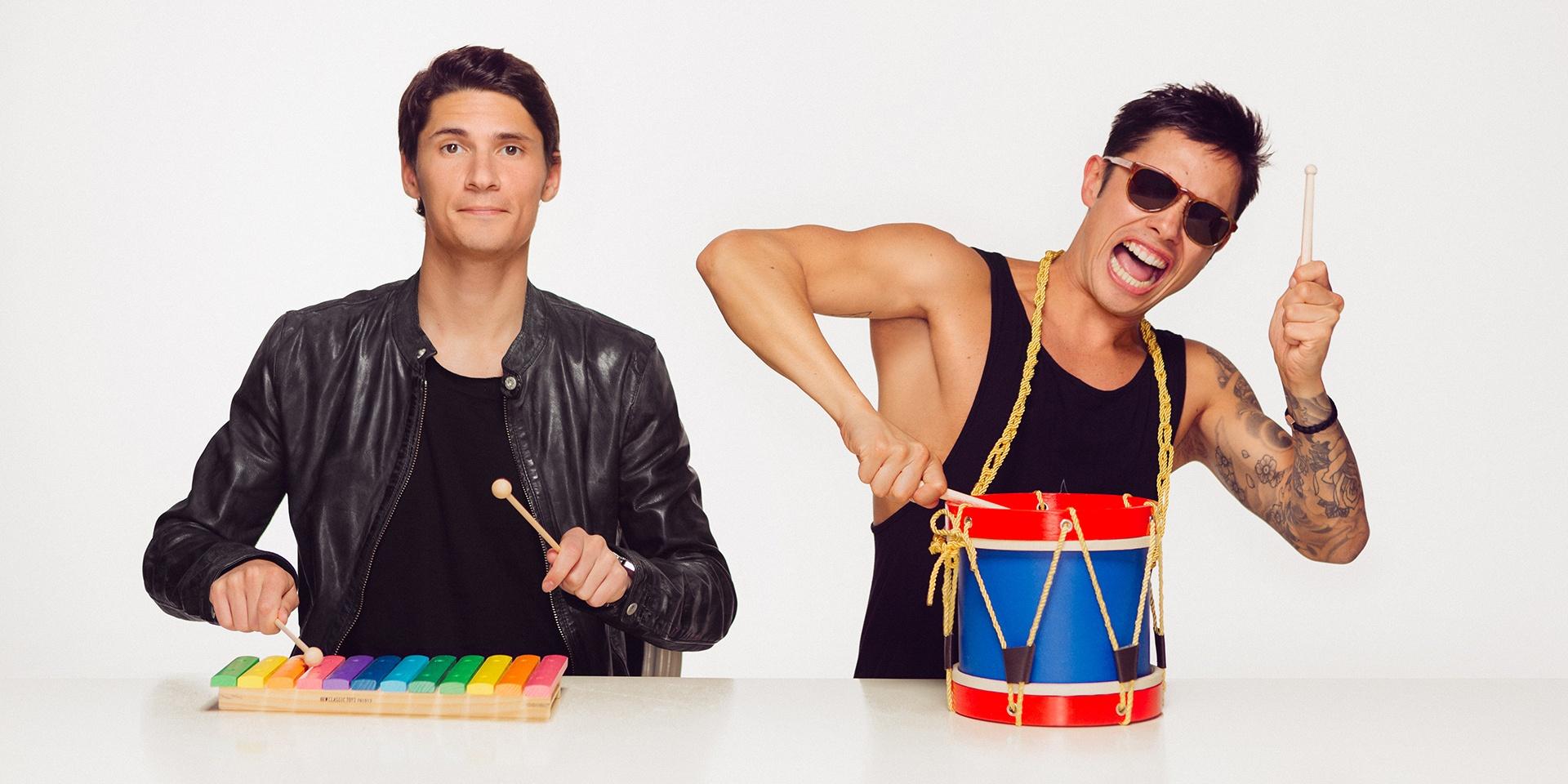 DJ duo Bassjackers to make their CÉ LA VI debut in Singapore