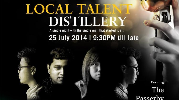 WALA's Local Talent Distillery #1