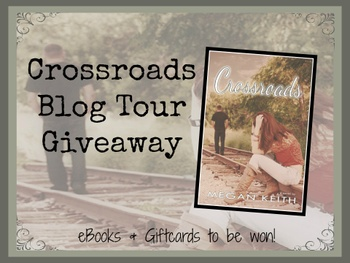 crossroads blog tour giveaway
