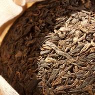 2003 Farmer's Cooperative (Mt. Banzhang) Wild Arbor Sheng from Verdant Tea