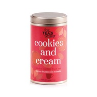 Cookies and Cream from For Tea's Sake