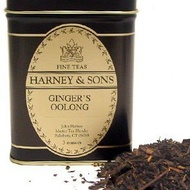 Ginger's Oolong from Harney & Sons