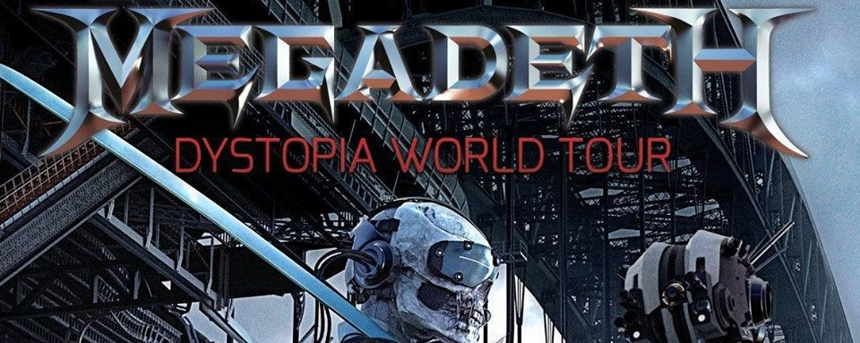 Megadeth Live in Singapore