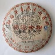 2007 Jingmai Laoshu Gongting Puerh Tea Cake, 357g from PuerhShop.com