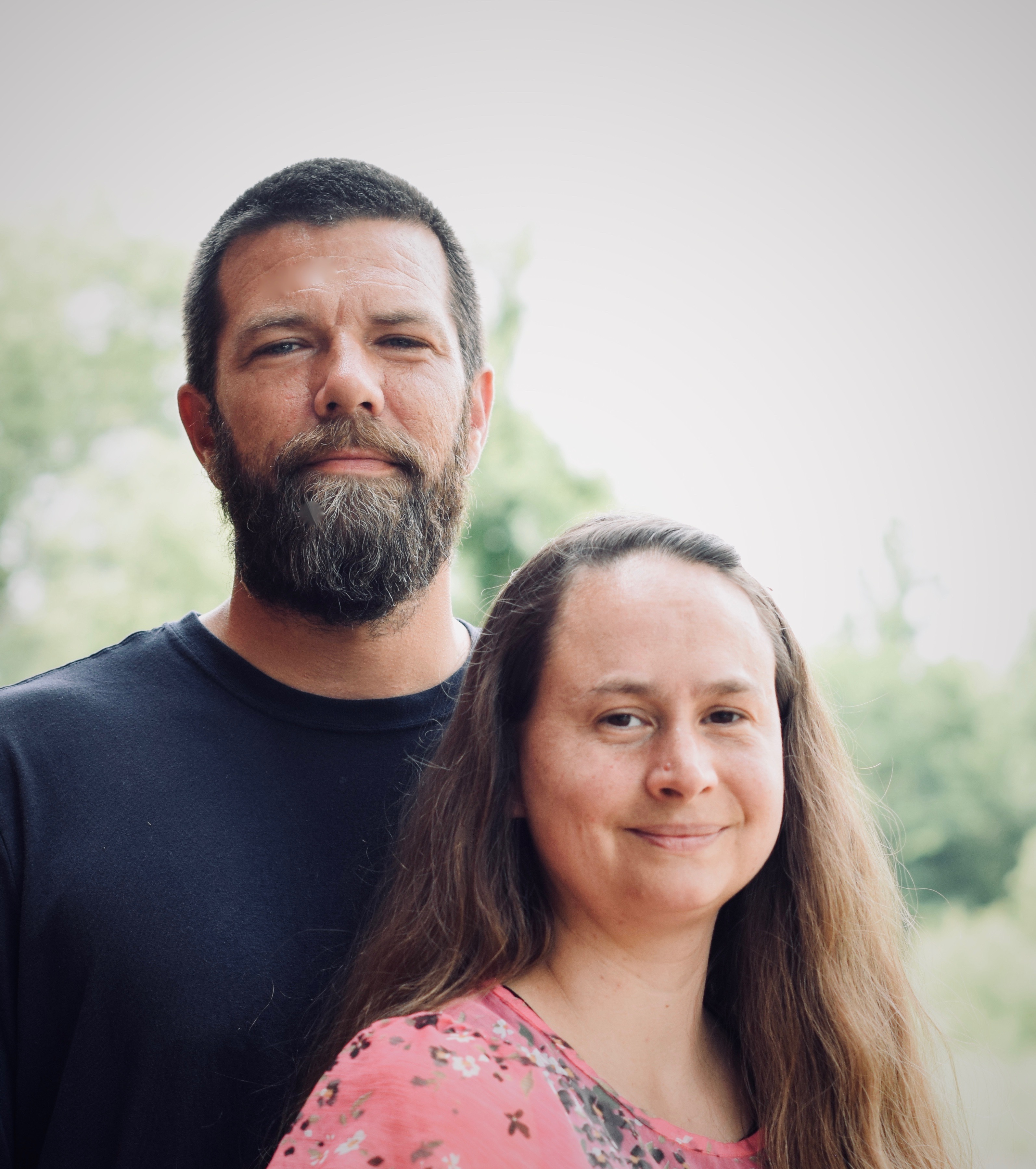 Joe & Sara Ruth Tucker