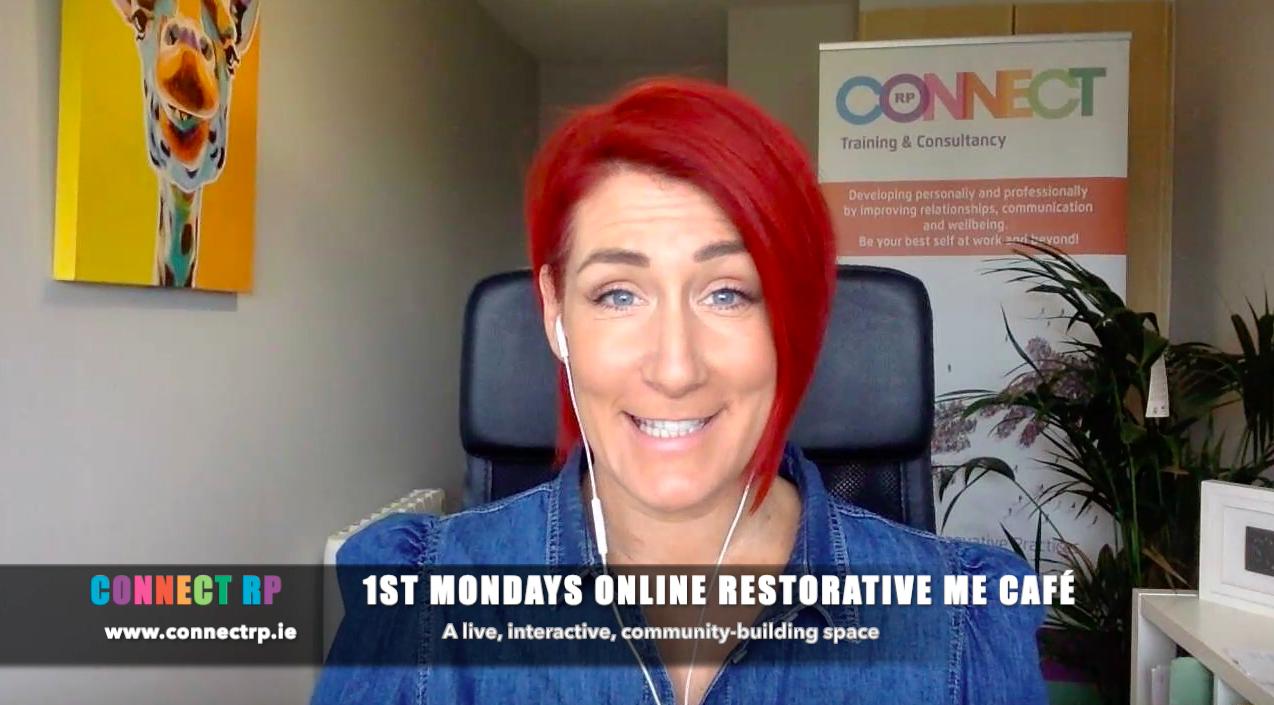 1st Mondays; Restorative Me Café