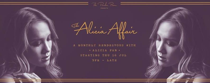 THE ALICIA AFFAIR