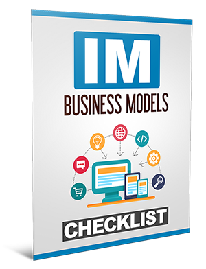 CHECKLIST – IM BUSINESS MODELS