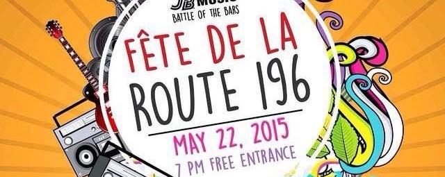 Fete De La Route 196