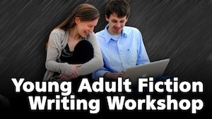 Young Adult Fiction Workshop Logo