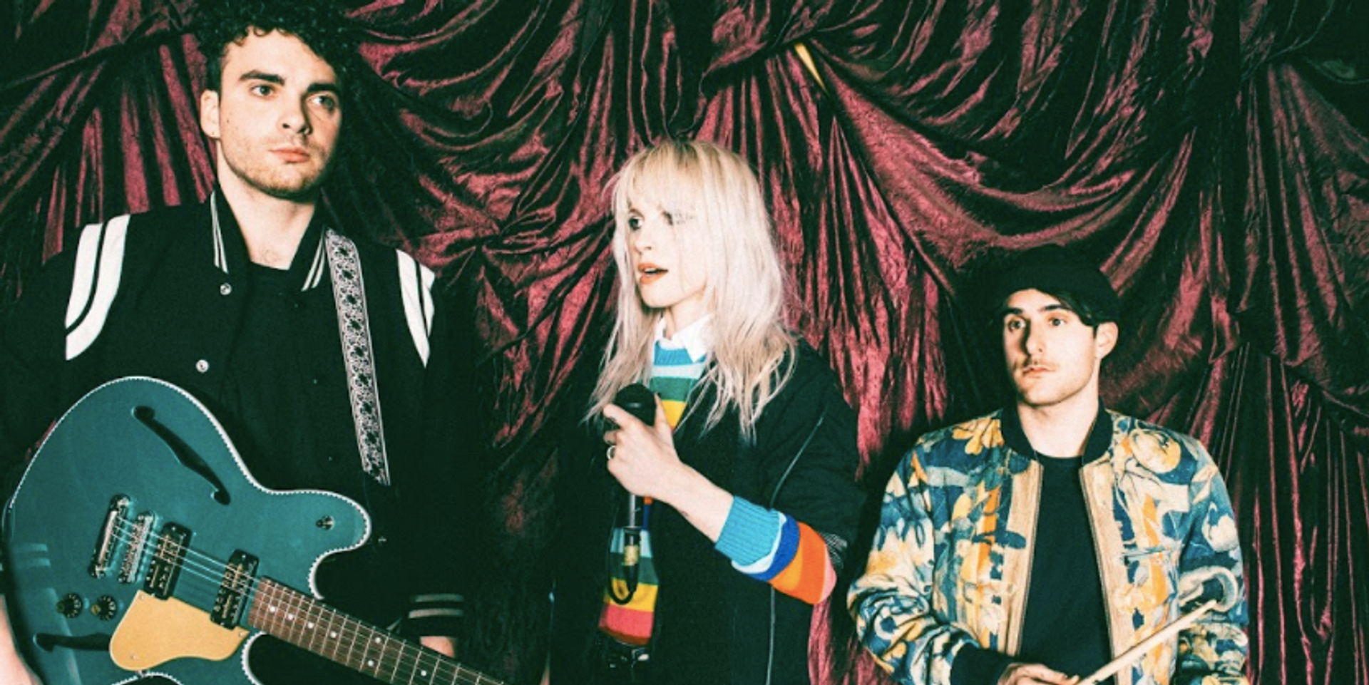 Paramore to perform in Indonesia in February