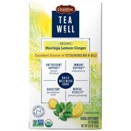 Moringa Lemon Ginger from Celestial Seasonings