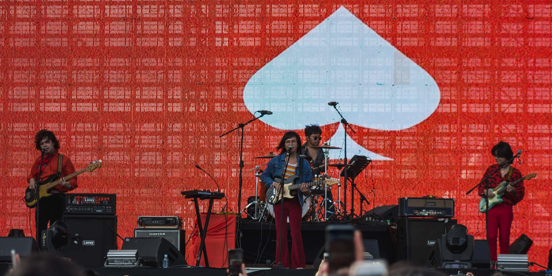 """IV of Spades is not disbanding,"" the band assures fans in official statement"