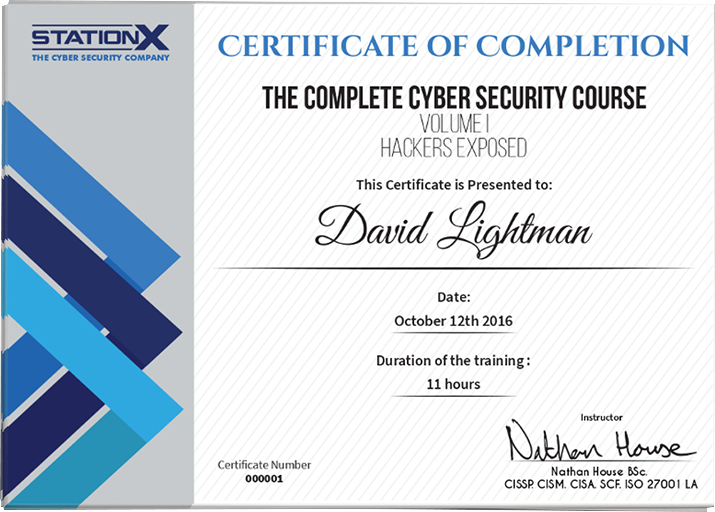 VIP Membership | The StationX Cyber Security School - The Best Cyber