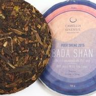 2015 bada shan from Camellia Sinensis