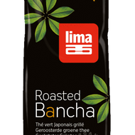 Roasted bancha from Lima