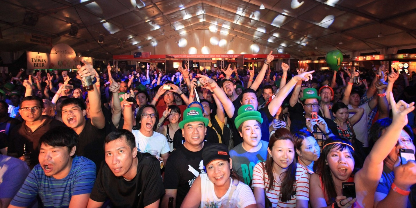 OverHear and Timbre Music reveal their six-hour line-up for Beerfest Asia