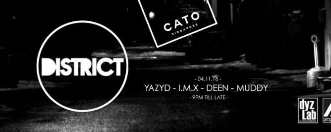 District ft Yazyd, I.M.X, Deen & Muddy