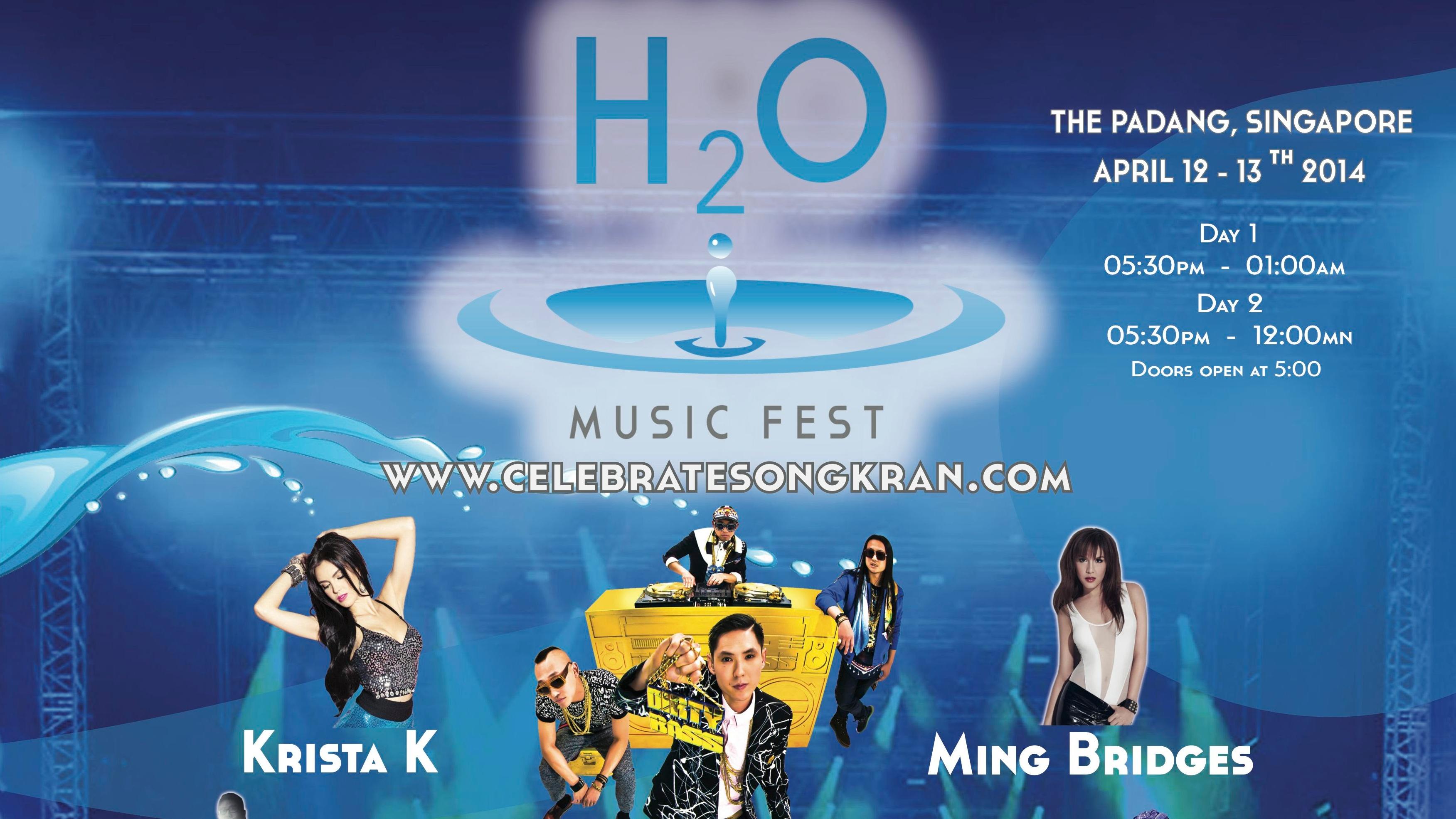H20 Music Festival