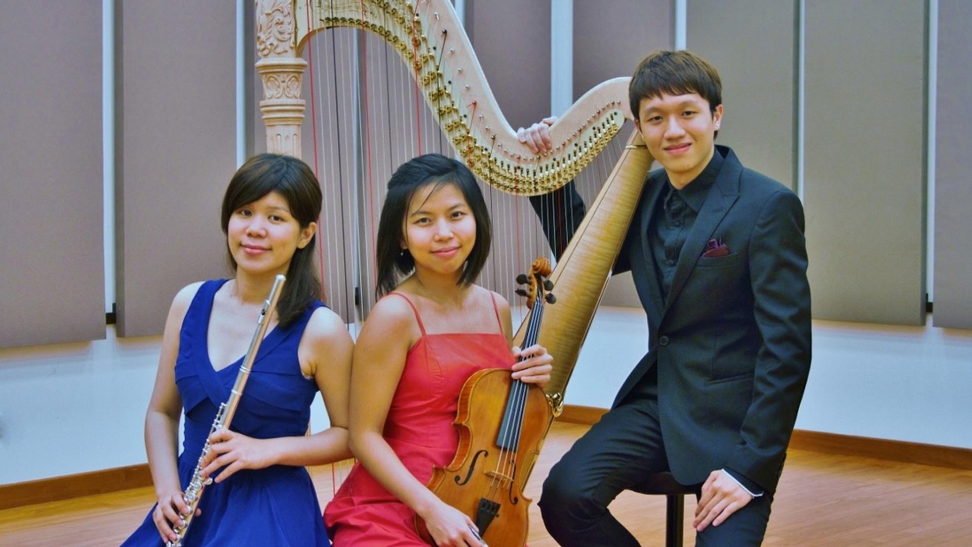 Into The Woods: Sen Trio