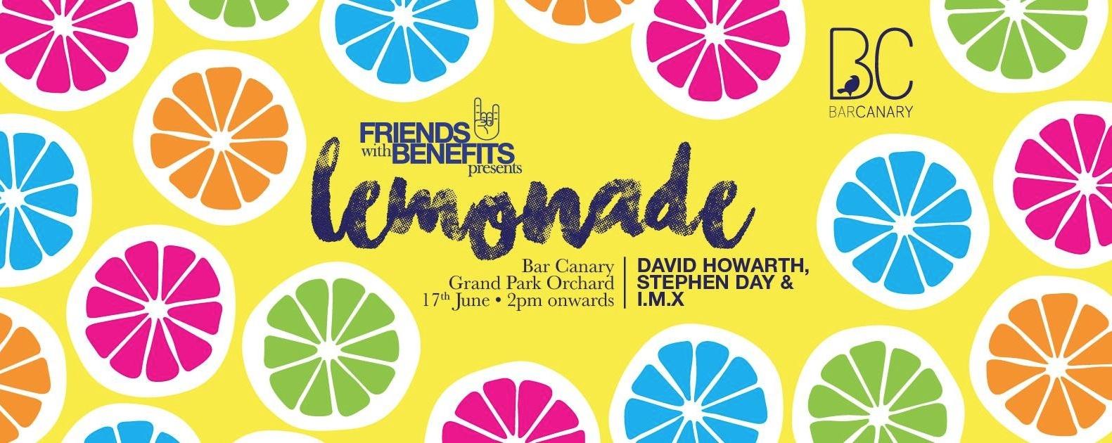 Lemonade Pool Party