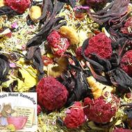 Raspberry Riot Lemon Herbal Tea from Mountain Maus Remedies