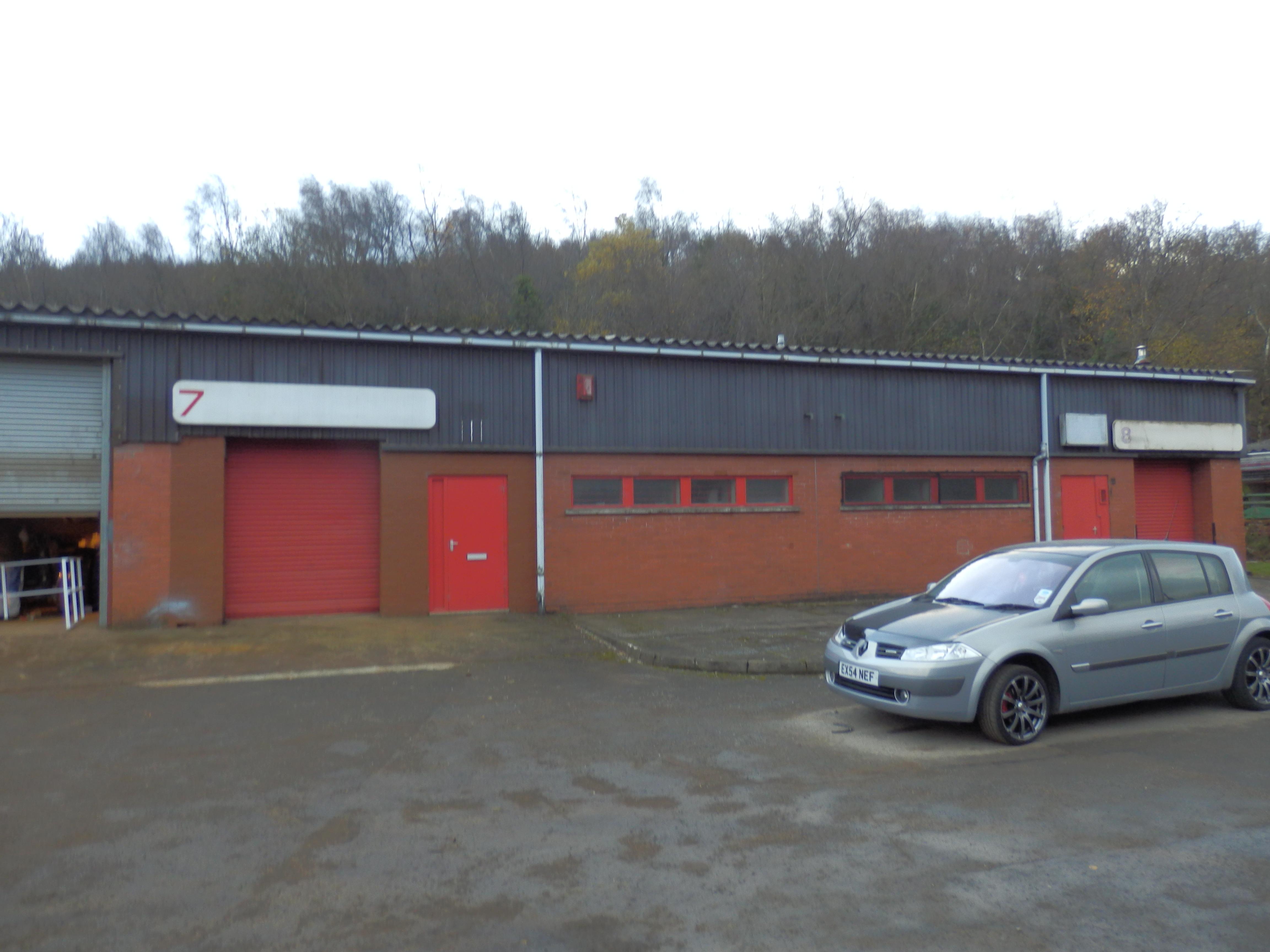 Units 7&8, Pontnewynydd Industrial Estate, Pontypool, Torfaen