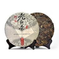 Fuding Shou Mei White Tea Cake 2012 from Teavivre