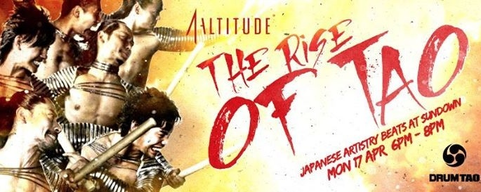 1-Altitude presents The Rise Of Tao - 17 APR 2017