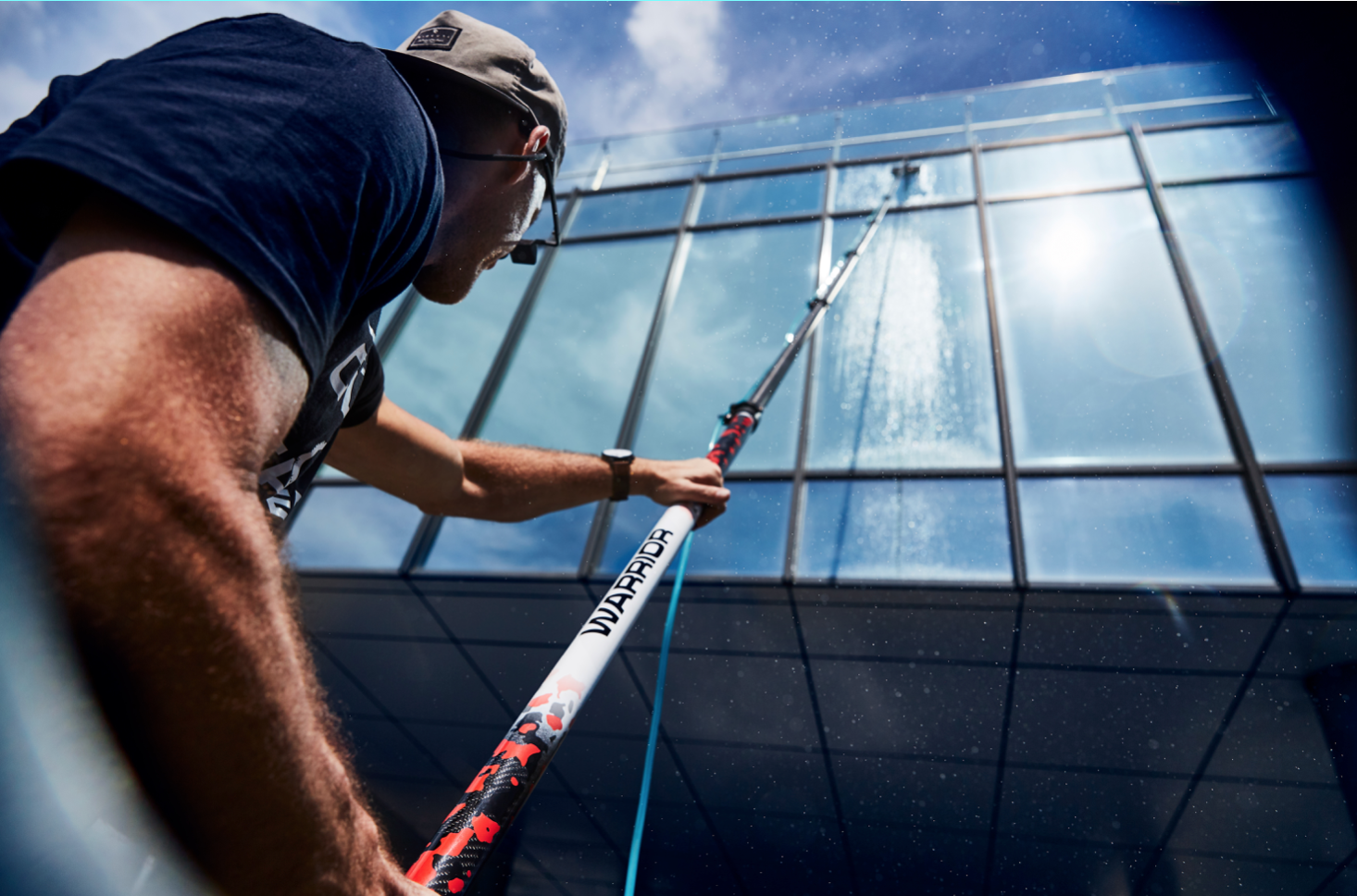 WINDOW CLEANER SCHOOL