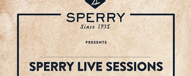 SPERRY LIVE SESSIONS