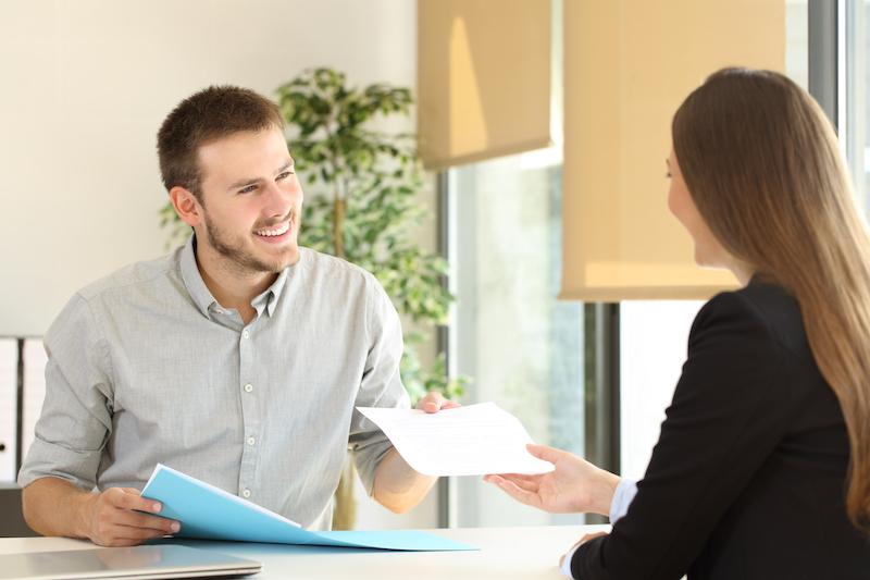 Professionelle Einstellungsgespräche führen