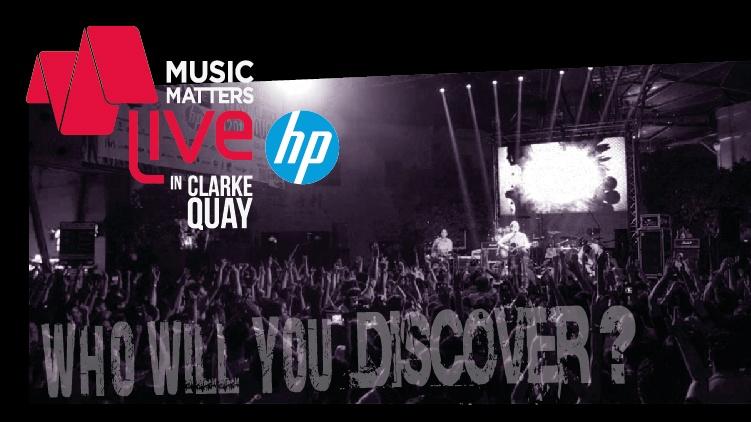 Music Matters Live (Shuffle)
