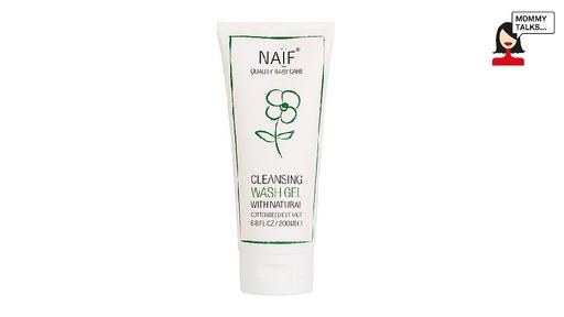 Naïf cleansing wash gel